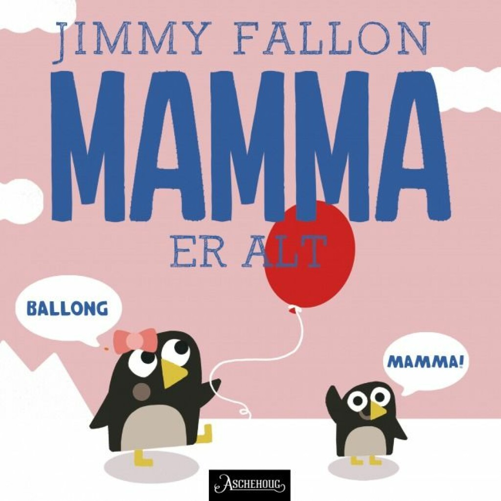 Bok av Jimmy Fallon |149,-