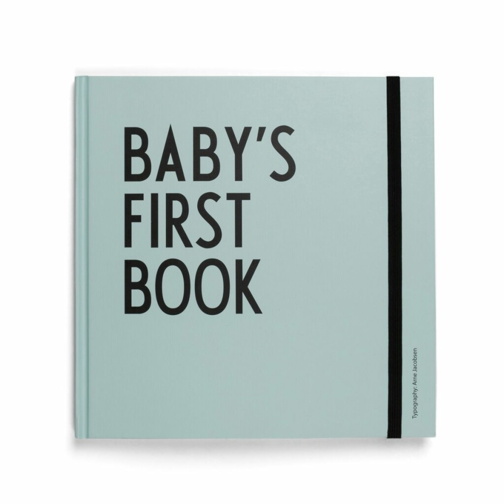 Baby's first book |499,-