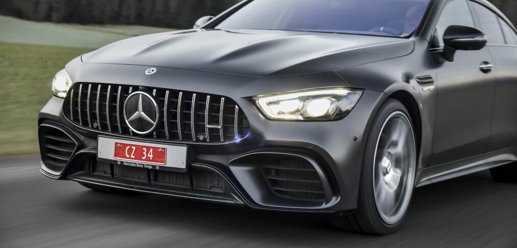 Vi har kjørt verdens raskeste Mercedes