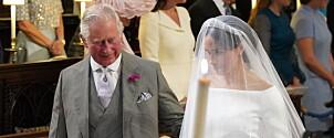Prins Charles' rørende hyllest til Meghan