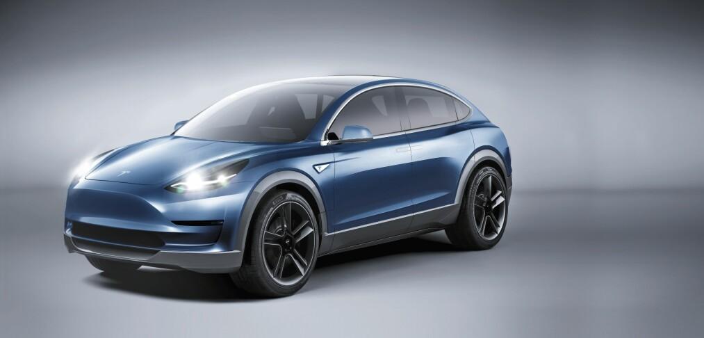 En helt ny Tesla er snart klar for produksjon. Her er det vi vet