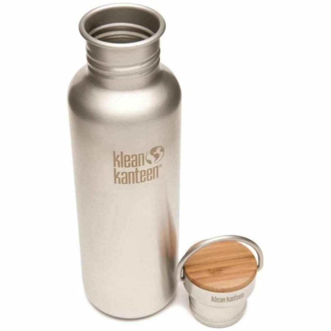 Drikkeflaske |449,-| https://chillout.no/collections/drikkeflasker/products/klean-kanteen-reflect-800-logo