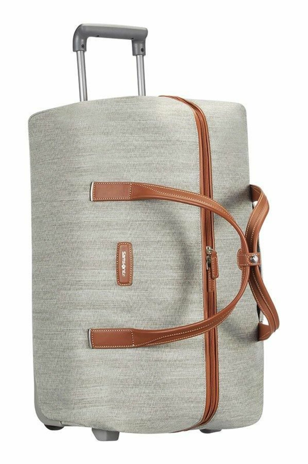 Samsonite |2600,-| https://chillout.no/collections/bagger/products/samsonite-dlx-duffle-wheels?variant=7413674639418