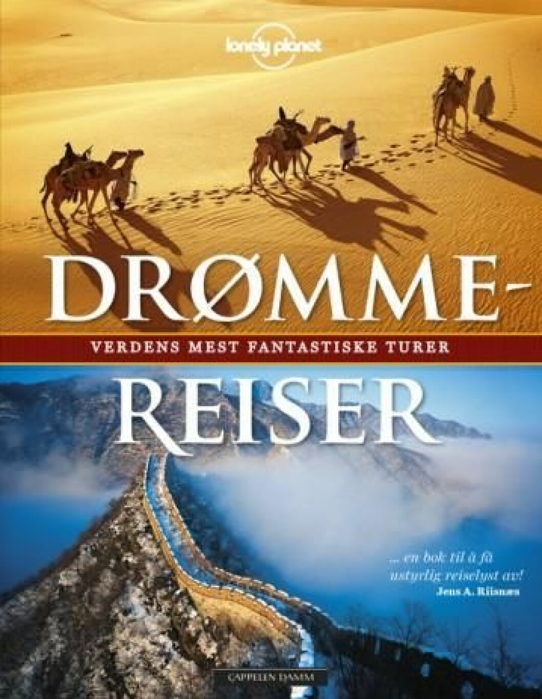 Bok |249,-| https://chillout.no/collections/gave-inspirasjon/products/drommereiser-lonely-planet