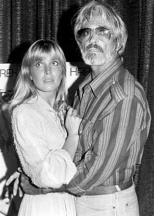 MOT ALLE ODDS: Bo Derek var John Dereks fjerde kone. På tross av aldersforskjellen varte ekteskapet livet ut. Foto: NTB Scanpix