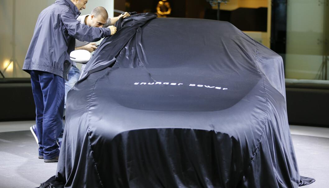 NYE BILER: Thunder Power er en av bilprodusentene som er i gang med satsingen på det europeiske markedet. Foto: NTB Scanpix