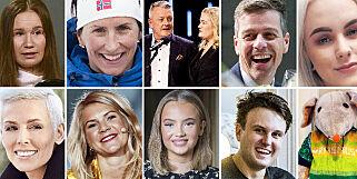 image: Her er de nominerte til «Årets navn»