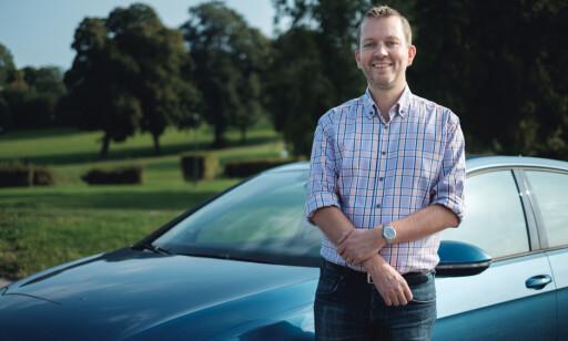 - ØDELEGGER FOR OSS SELV: Petter Haugneland mener bilistene selv må ta ansvar. Foto: elbil.no