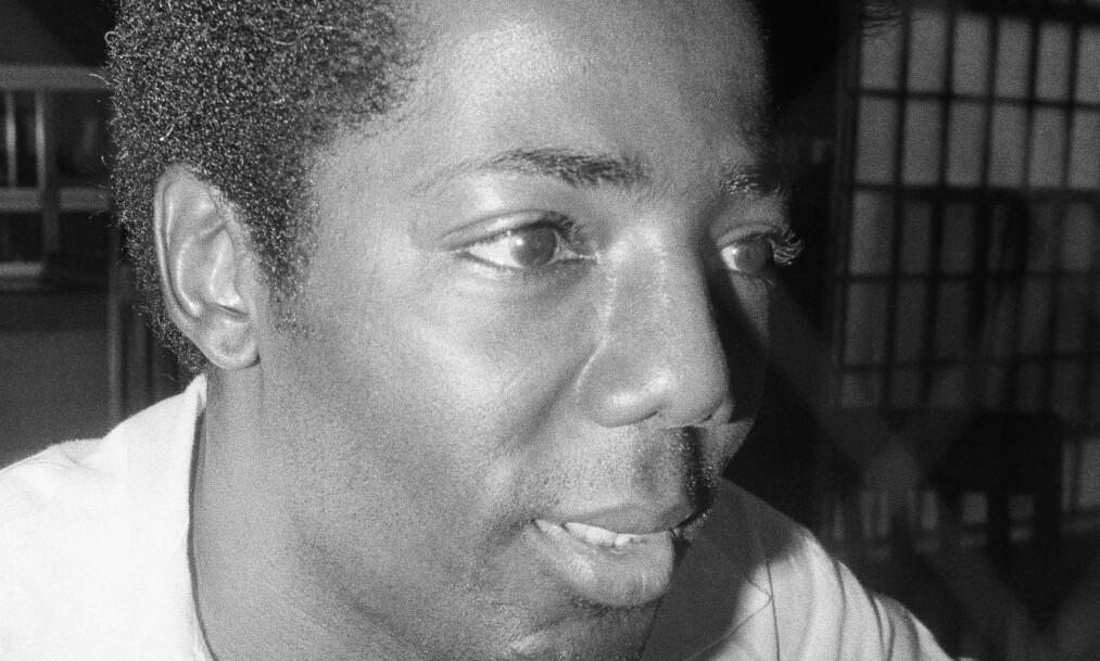 DREPTE EN BILMEKANIKER: Charles Brooks Jr. ble selv henrettet for udåden. Foto: AP Photo/Ed Kolenovsky