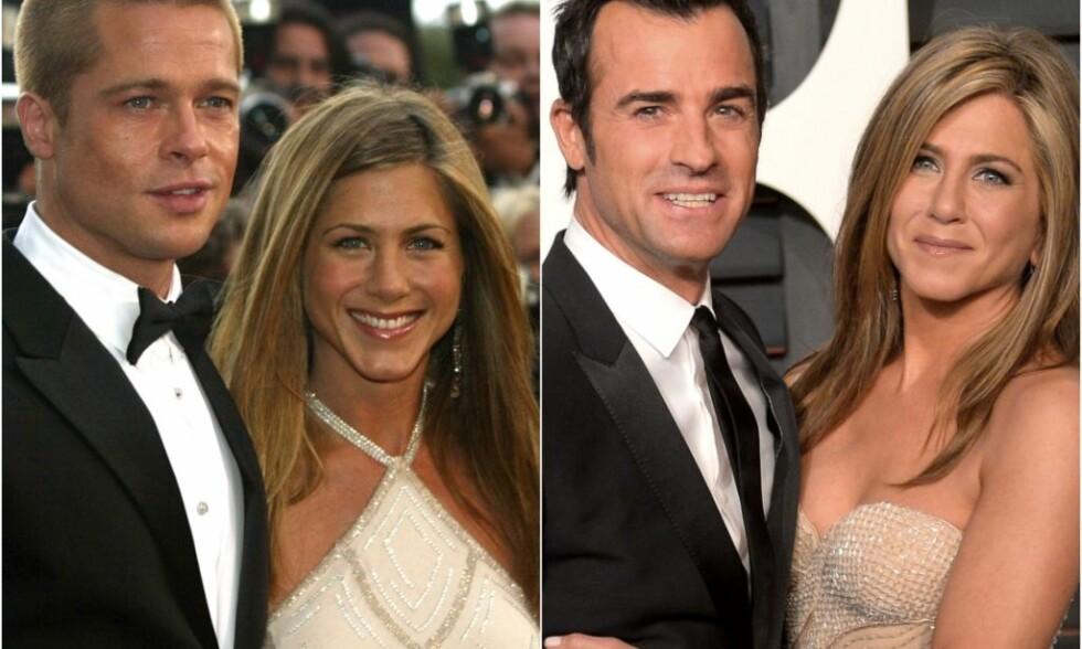 DEN GANG DA: Til tross for to skilsmisser bak seg, så er Hollywood-stjerna fornøyd med livssituasjonen i dag. Foto: NTB Scanpix