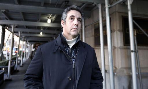 image: Påtalemyndigheter vil gi Cohen «betydelig» fengselsstraff