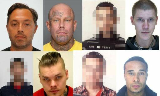 image: Dette er Nordens mest ettersøkte menn