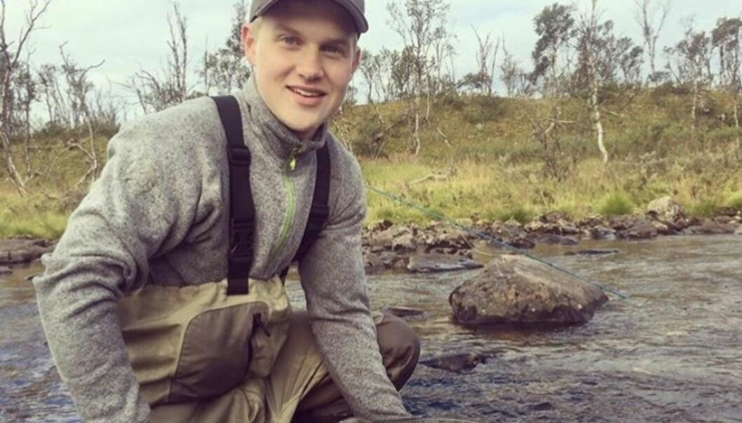 OFFERET: Håvard Pedersen var bare 18 år gammel da han døde. Foto: Privat