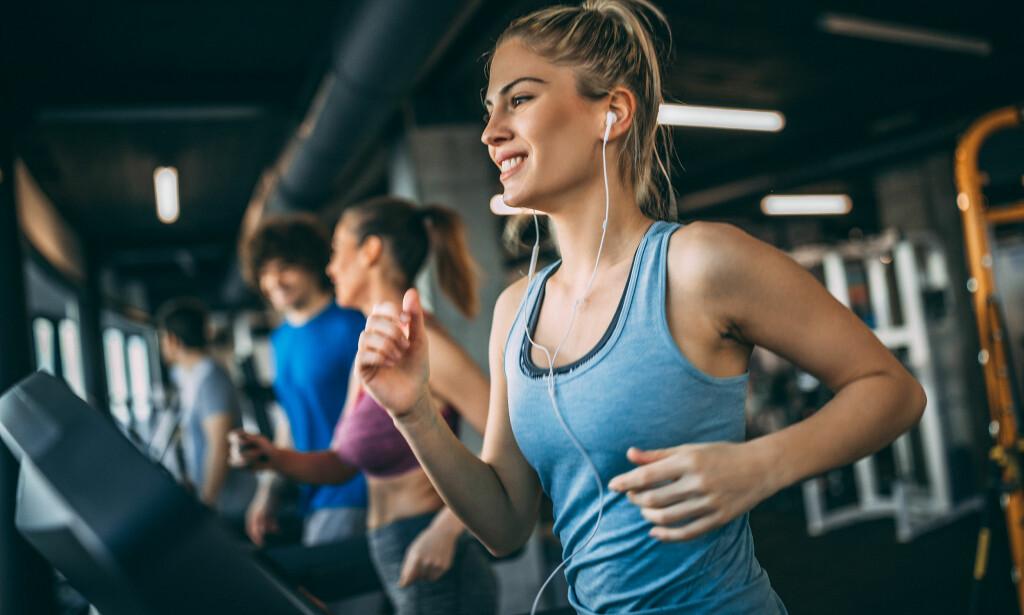 VAR DU UTE I GÅR? DROPP TRENING: Rusforsker og psykolog advarer mot å trene dagen etter at du har drukket. Foto: NTB Scanpiz / Shutterstock