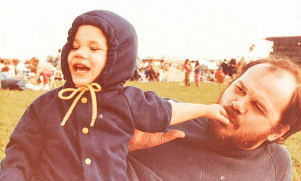 FAR OG DATTER: Meghan og faren hadde et nært forhold da hun var barn. Nå har de ikke snakket sammen på flere måneder. Foto: NTB Scanpix