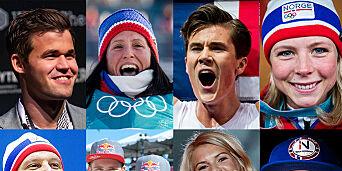 image: Disse utøverne er nominert til Folkets idrettspris 2018