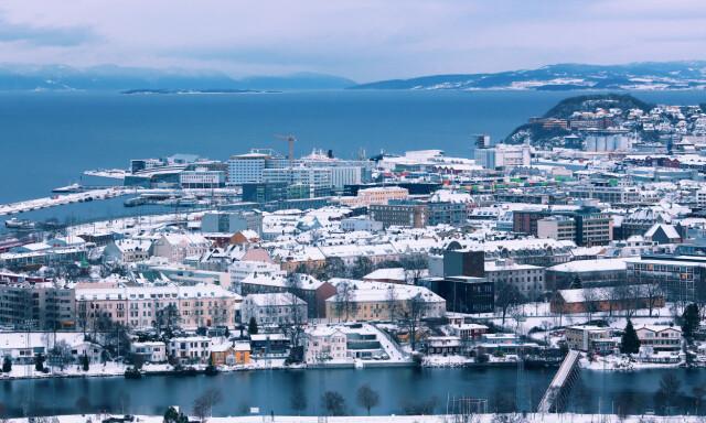 9f014a8f FLAT UTVIKLING: Eiendom Norge forventer at boligmarkedet i de største  norske byene vil utvikle seg