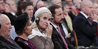 image: Mette-Marit rørt til tårer