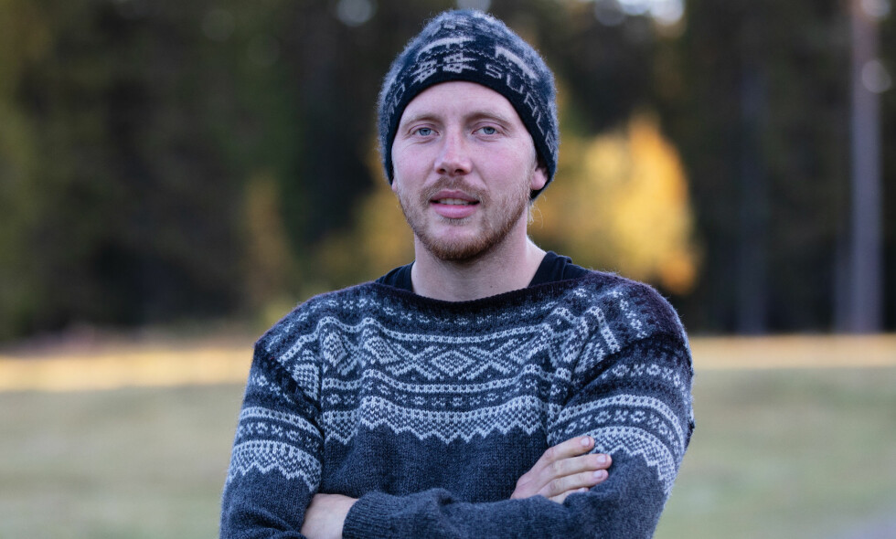 MOTTAR PENGER: Etter den dramatiske «Farmen»-finalen har ivrige seere sendt over penger til Kjetil Nørstebø som tapte en bitter kamp mot Tonje Frøystad Garvik. Foto: Tore Skaar