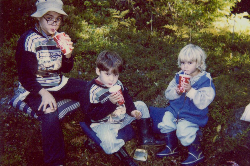 <strong>DELTE SAMME SYKDOM:</strong> Wille, Hugo og Emma hadde den samme, dødelige sykdommen som ingen klarte å kurere. FOTO: Privat
