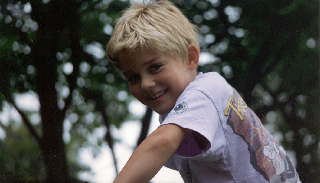 <strong>FIKK DEMENS:</strong> Wille fikk demens da han var kun 12 år gammel. Til slutt kjente han ikke igjen sine egne foreldre. FOTO: Privat