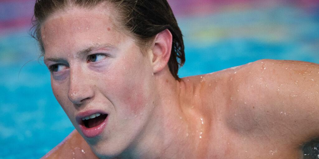image: Norsk svømmebragd! Henrik Christiansen vant VM-sølv: - Utrolig