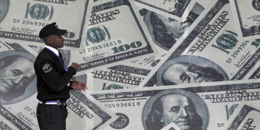 image: Slik skal pengene være med og redde verden fra klimakatastrofe