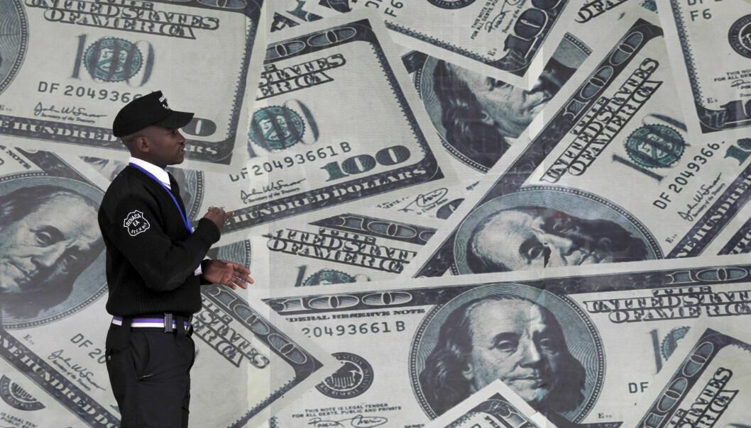 Slik skal pengene redde verden fra klimakatastrofe