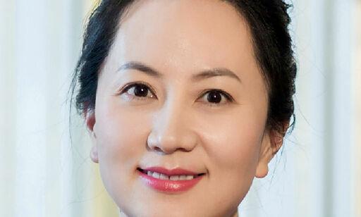 image: Huawei-direktør løslatt mot kausjon