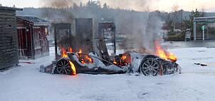 Ønsker klarere retningslinjer ved brann i elbil