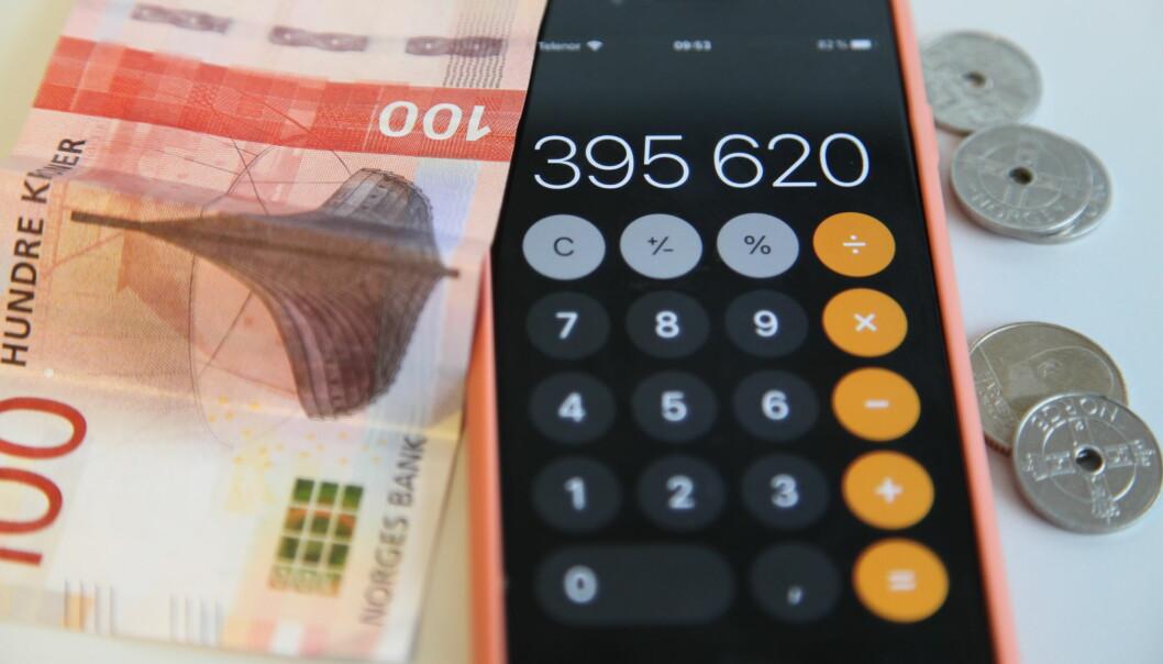 <strong>SKATTEREGLER:</strong> Du betaler mindre skatt som pensjonist. Foto: Lisa Wisløff
