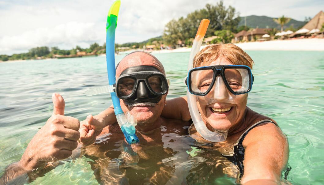 <strong>SYDEN:</strong> Mange pensjonister flytter til utlandet. Foto: Shutterstock