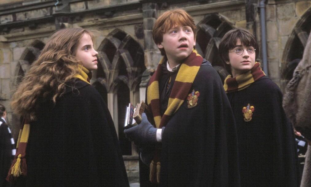 FORPLIKTELSER: Rupert Grint forteller at han, på grunn av sine hektiske år på «Harry Potter»-settet, måtte utsette en viktig operasjon. Foto: NTB scanpix