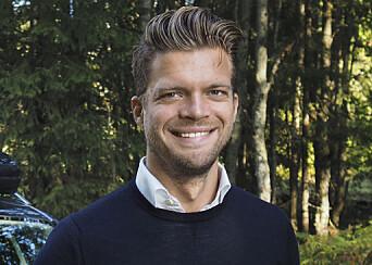 <strong>SER EN ØKNING:</strong> Magnus Frøshaug Ryhjell, forretningsutvikler på Finn Motor, sier de ser en voksende interesse for brukte elbiler. Foto: Finn.no