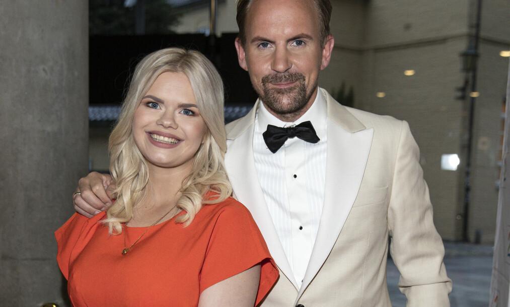 NYTT LIV: Julianne og Ulrik Nygård ble i sommer foreldre for aller første gang. Nå snakker de om det nye livet, og alle prøvelsene det byr på. Foto: Andreas Fadum