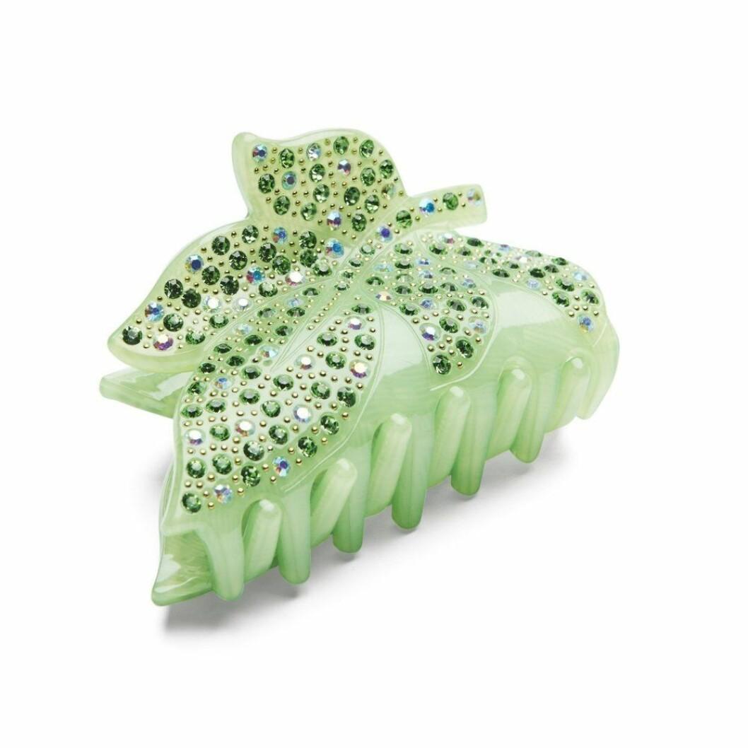 <strong>Grønn klype fra Pico |350,-| https:</strong>//www.miinto.no/p-977478-blad-clip-harklype