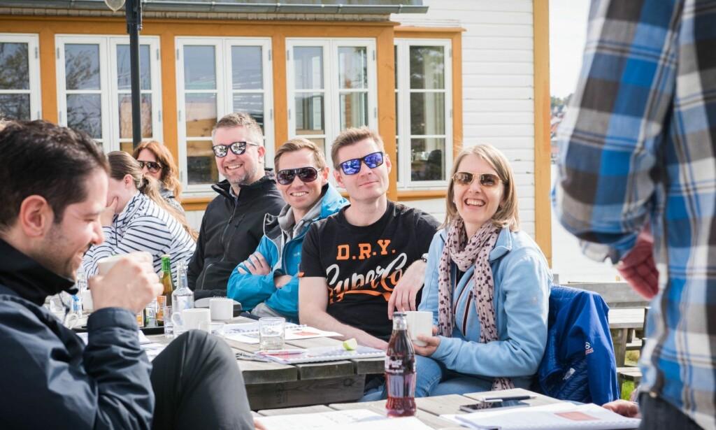 Bouvet er et konsulentselskap med 1.350 ansatte spredt over Norge og Sverige, hvor rundt 700 av dem anser seg som utviklere. 📸: Bouvet