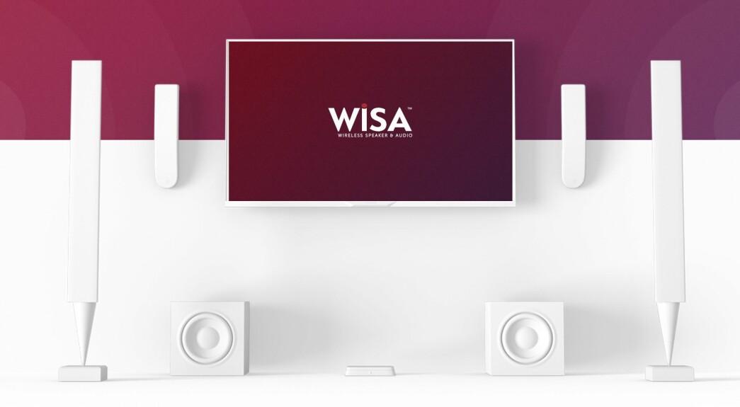 <strong>TRÅDLØS HJEMMEKINO:</strong> Den trådløse WiSA-standarden støtter lyd i inntil åtte kanaler og har minimal forsinkelse. Foto: Wisa