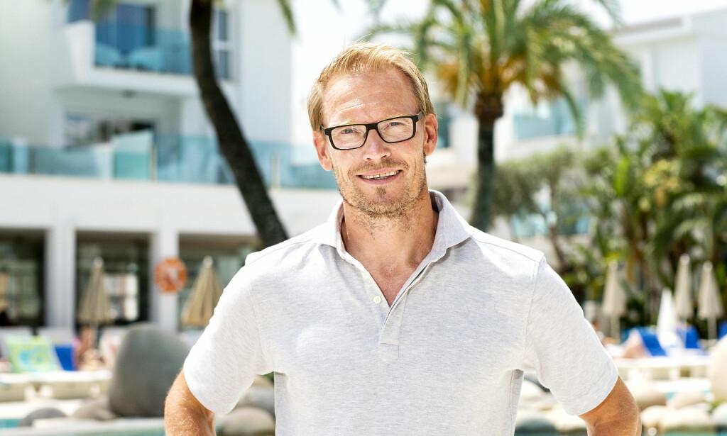 KONKURRANSEMANN: Ole Martin Årst er en av ti deltakere som i fjor sommer dro til Mallorca for innspillingen av «Mesternes mester» - som går på NRK i disse dager. Foto: John Terje Pedersen / Dagbladet