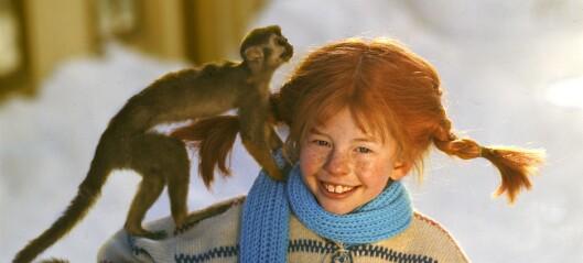 Røper Pippi-hemmelighet etter nesten 50 år: - Han beit, tisset og bæsjet