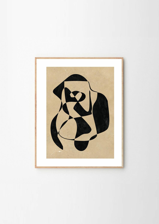 Plakat fra Hein Studio |670,-| https://theposterclub.com/product/hein-studio-the-wise-man-02/