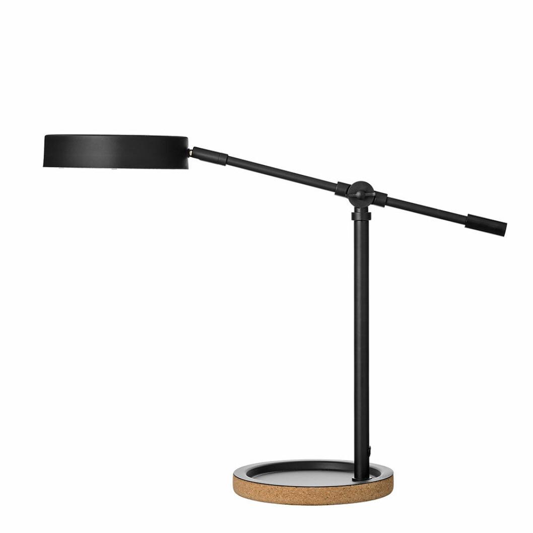 Bordlampe fra Bloomingville |1849,-| https://royaldesign.no/bloomingville-bordlampe-40w-sort