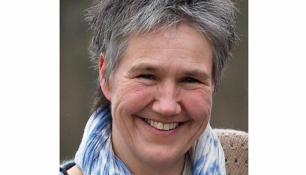 <strong>EKSPERTEN:</strong> Jordmor Cathrine Trulsvik tilbyr svangerskapsoppfølging, fødselsforberedende kurs og hjemmebesøk med ammeveiledning i Drammen og omegn. Hun driver også nettstedet Jordmornaturligvis.no. FOTO: Privat