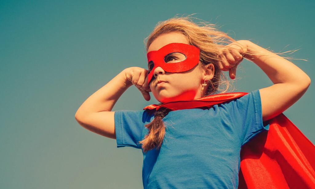ANGST HOS BARN: Når barn og ungdom sliter med angst er det beste du kan gjøre å hjelpe dem til å møte det som er skummelt, venne hjernen til at det går bra. Foto: NTB Scanpix/Shutterstock