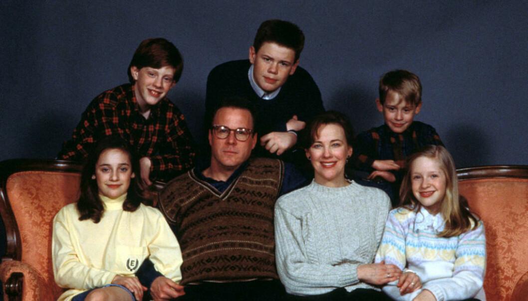 SNART 30 ÅR SIDEN: Det er hele 28 år siden den første julefilmen om McCallister-familien kom. Nesten 30 år senere har den fremdeles fans verden over. Foto: Sipa USA / NTB Scanpix