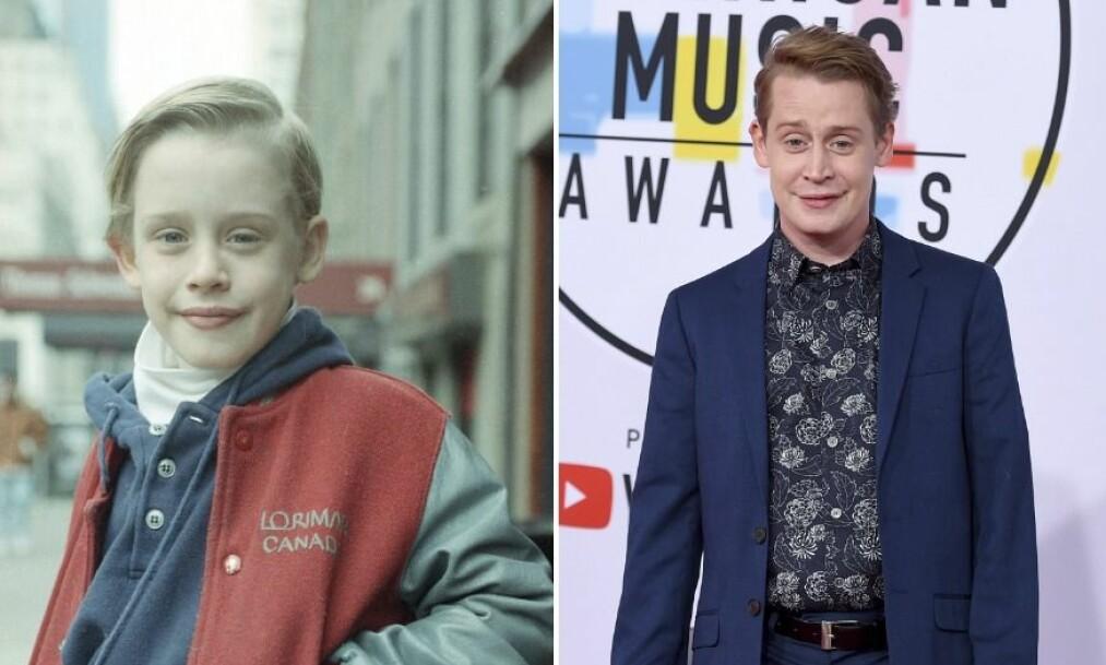 «ALENE HJEMME»-STJERNA: De siste 28 årene har Macaulay Culkin blitt gjenkjent for rollen som Kevin McCallister i «Alene Hjemme». Nå letter han på sløret om julefilmene. Foto: NTB scanpix