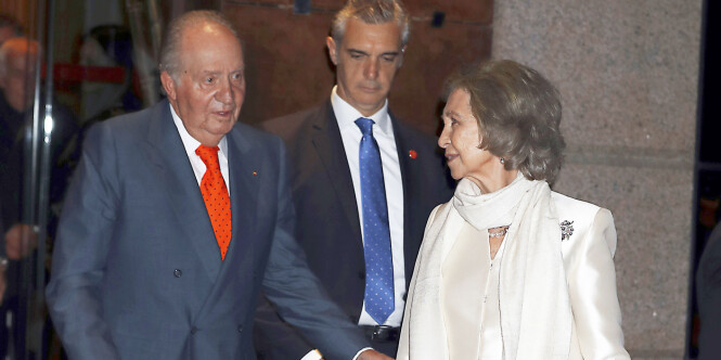 Det spanske kongehusets mange skandaler