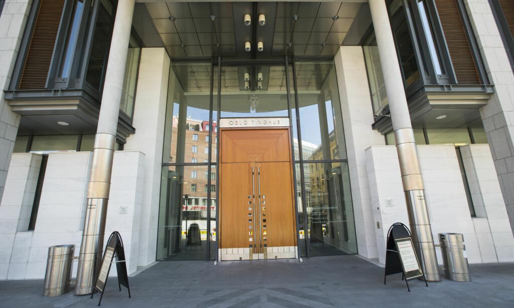 TILTALT: En mann i 50-åra står tiltalt for å ha avtalt et møte med en 14 år gammel jente. Men da han åpnet døra, møtte han en voksen dame. Foto: Trond Reidar Teigen / NTB scanpix