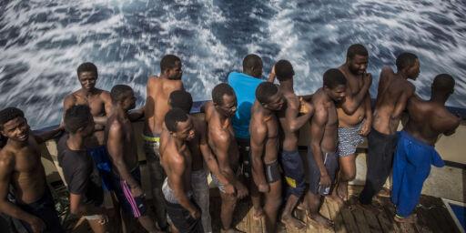image: Klimaflyktningene kommer