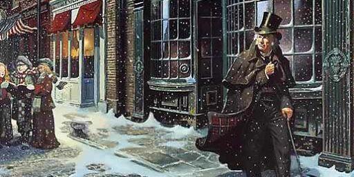 image: Dramaet som utløste verdens mest kjente julefortelling